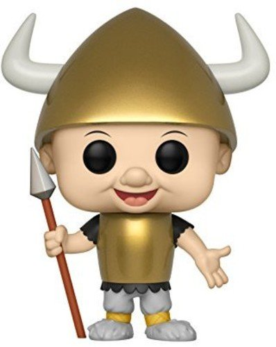 Funko Pop! Animation: Looney Tunes - Elmer Fudd (Viking) Collectible Toy