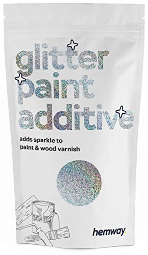 Hemway Silver Holographic Glitter