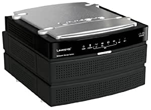 Cisco-Linksys Network Storage System with 2 Bays (NAS200)
