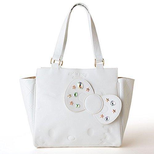 Sanrio Hello Kitty Embossed Tote bag 863530 863-530 ()