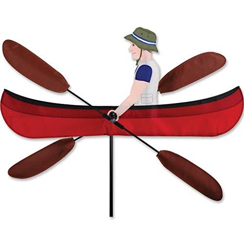 Whirligig Spinner - 28 In. Canoe