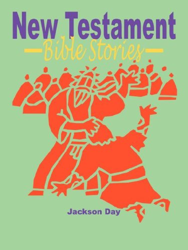 Download New Testament Bible Stories pdf