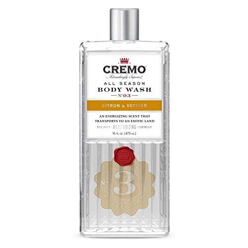 Cremo All Season Body Wash - Citron & Vetiver, 16 ()