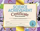 Science Achievement 30/Pk 8.5 X 11