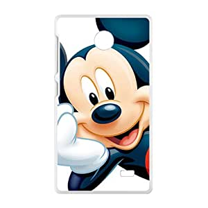 Warm-Dog Happy Disney's Magical Quest mickey juegos Cell Phone Case for Nokia Lumia X