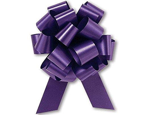 Purple Flora Satin 5.5