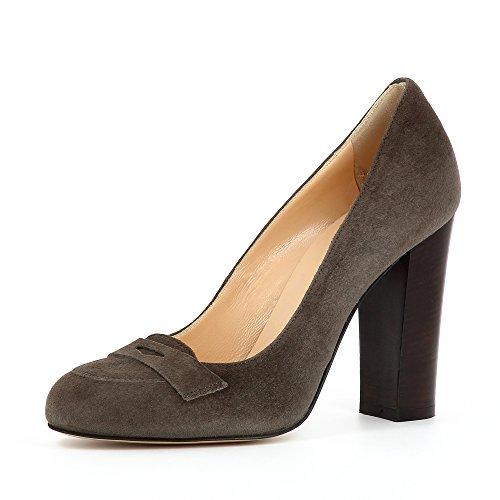 Evita Shoes Cristina Damen Pumps Rauleder Fango