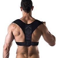 Filfeel Corrector de Postura,Corregir Posturas para Hombres y Mujeres y Aliviar el Dolor de Espalda