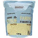 1,36kg./ 3 Pounds. Almond Flour, Blanched, Superfine Grind, California, 100% Pure, Kirkland Signature.