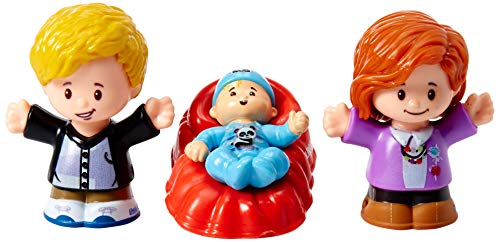 (Fisher-Price Big Helpers Family, Multicolor)