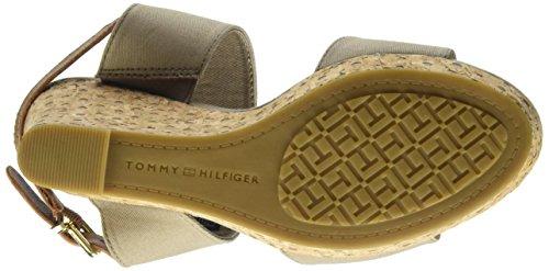 Tommy Hilfiger Mujer Fungi Wedge Zapatos Fungi