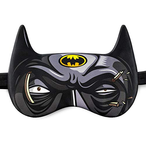 Sleep mask with Super Heroes from DC Comics (Batman Plastic -