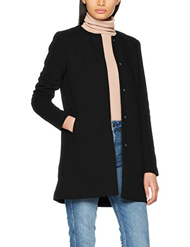 Only Manteau Black Noos Noir Onlsidney OTW Coat Femme Black Light rwrFX1