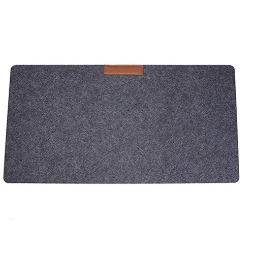 ETbotu Fashion Warm Felt Cloth Office Table Computer Pad Keyboard Game Panel Mouse Mat
