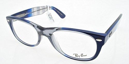 eyeglasses-ray-ban-5184-blue-square