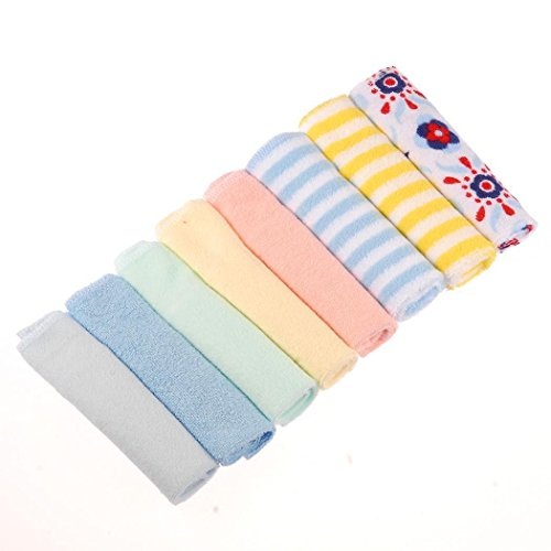 Baby Absorbent Back Towel (Owl) - 8