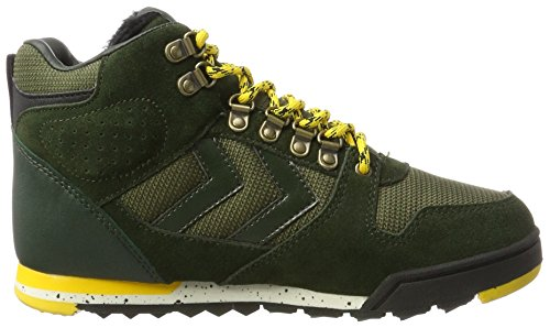 Sneakers Adulte Hautes Nordic Rosin Forest Mixte Roots Vert hummel xgqawU4