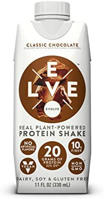 Evolve Protein Shake Classic Chocolate product image