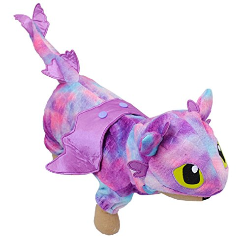 WOBBLER HOME Funny Pet Dog Cat Costume Fly Dragon Halloween Cosplay Clothes Apparel