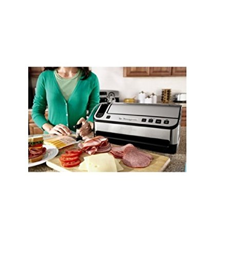 FoodSaver V4880 Fully Automatic Vacuum Sealing System Review