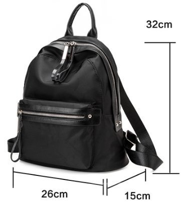 Student Bag Waterproof Light Cloth Dachui Travel Bag a Oxford zn0YqBF