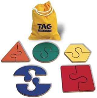 product image for tag ESC2 Geo Shape Puzzles