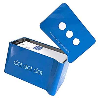 Player Ten Terrible Texts: The Savage Dot Dot Dot Adult Party Game: Toys & Games