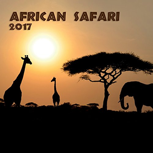 Turner Photo 2017 African Safari Photo Wall Calendar, 12 x 24 inches opened (17998940002)