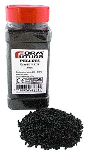 FormFutura pelepla-blck-0400 stampante 3d Pellet, EasyFil PLA, colore: nero