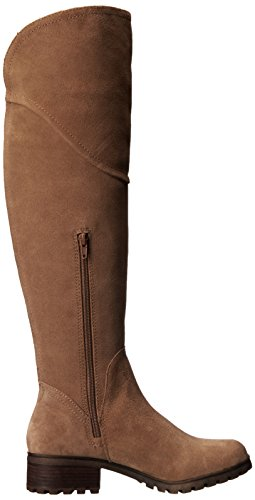 Boot Lucky Brand Sesame Women's Harleen Riding UHvI1xHqw