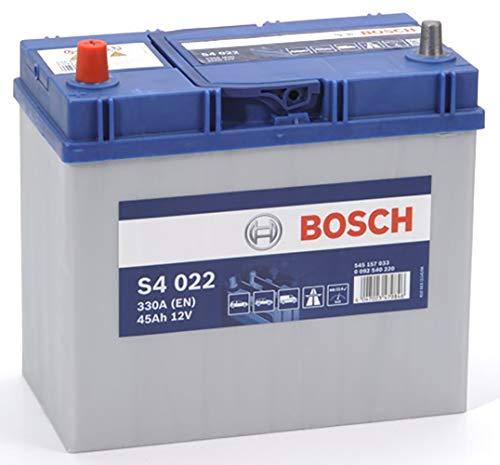 Bosch S4 Car Battery Type 155:
