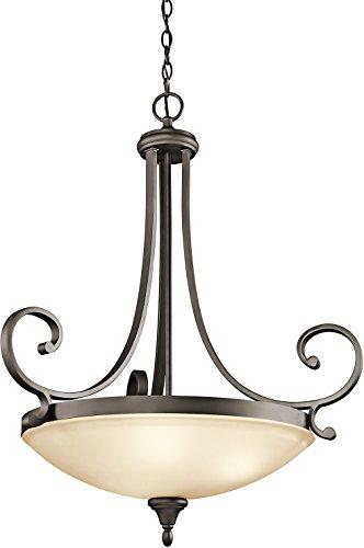 oe Pendant 3-Light, Olde Bronze ()