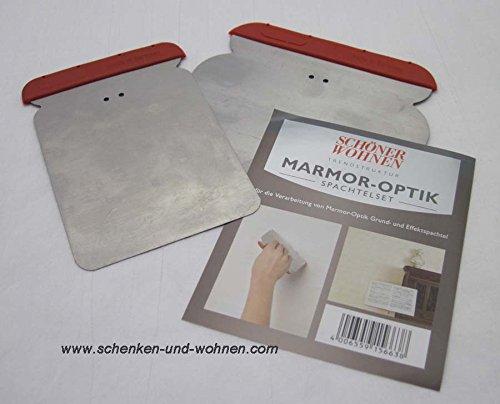 Marmor-Optik Spachtelset Schö ner Wohnen Schöner Wohnen