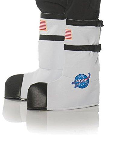Underwraps Astronaut Mens Adult Costume Boot Tops