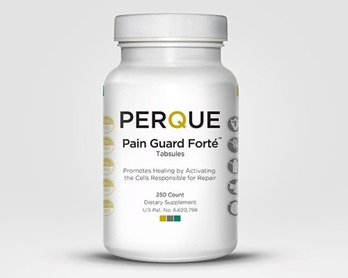 Perque - Pain Guard Forte 250 tabs