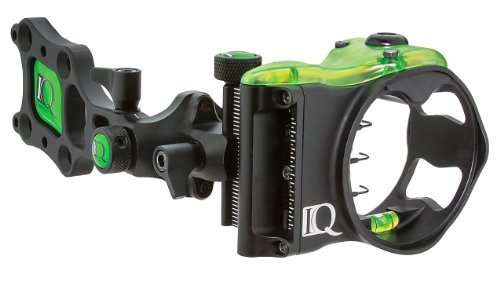 Field Logic IQ Bowsights 3-Pin Micro Bowsight with Retina Lock Technology,Right Hand