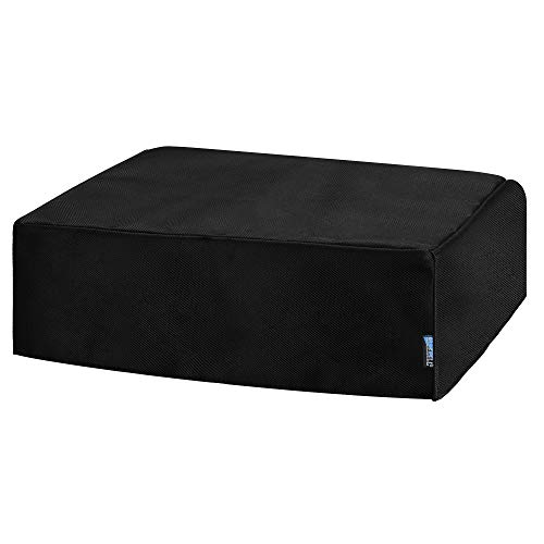 Bluecell Black Color Projector Dust Cover Nylon Fabric Protector for Optoma HD142X HD143X 1080p Home Theater Projector