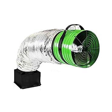 QuietCool QC ES-3100 Energy Saver Fan Line Model
