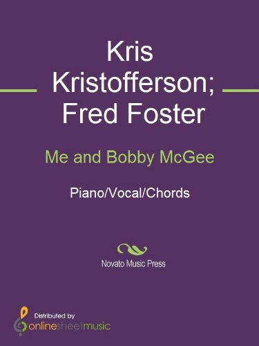 Me And Bobby Mcgee Kindle Edition By Fred Foster Janis Joplin