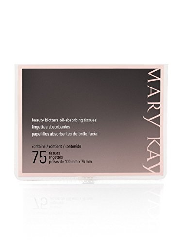 MARY KAY BEAUTY BLOTTERS OIL ABSORBING TISSUES 75 SHEET FRESH