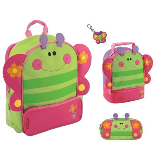 Stephen Joseph Butterfly Backpack Pencil product image