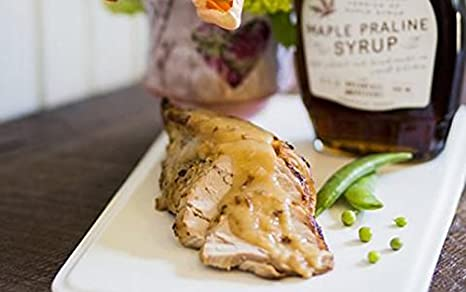 Amazon.com : Maple Praline Syrup 12floz from Blackberry Patch All Natural Handmade | For pancakes crepes or waffles in the morning w/ Free 67-page Cocktail ...