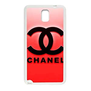 WAGT Famous brand logo Chanel design fashion cell phone case for samsung galaxy note3