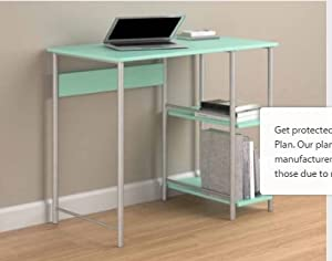 Amazon Com Student Desk By Mainstays Spearmint