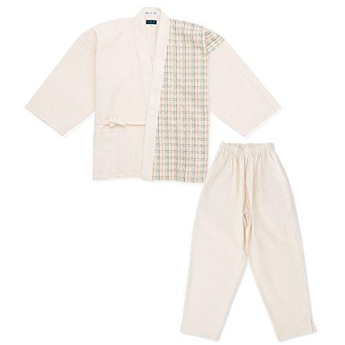 wasuian Women's Samue Design Work Clothes Wasuian Awa Shijira Large No.4