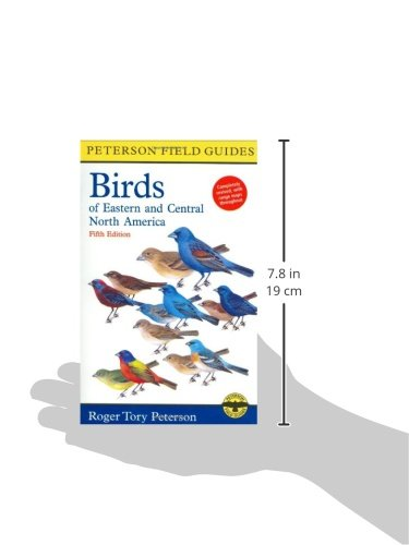 A Peterson Field Guide to the Birds of Eastern and Central