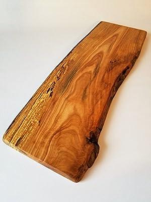 Natural Wood Server- Serving Board- Food Server- Table Runner- Food Safe- Table Decoration- Bread Board