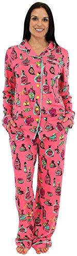 munki-munki-womens-sleepwear-classic-bamboo-flannel-long-sleeve-pajama