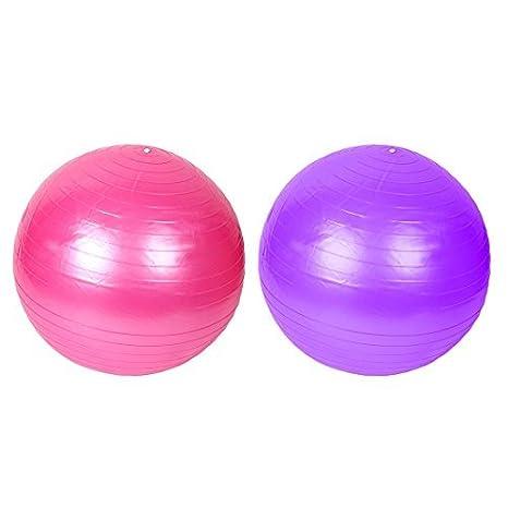 Amazon.com : DealMux Gym Exercício inflável Balança 55cm ...
