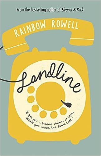 Landline Amazoncouk Rainbow Rowell 9781409154914 Books